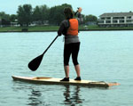 Northern light 10.5 paddle board