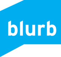 Blurb logo - link to blurb